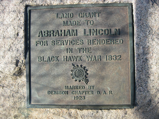 Land Owned by Abraham Lincoln