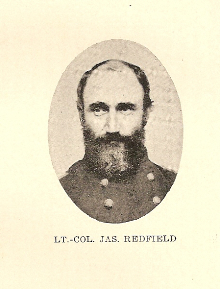 Colonel James Redfield Monument