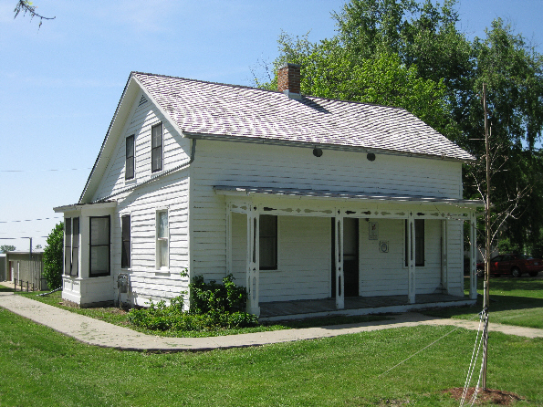Todd House - Underground Railroad