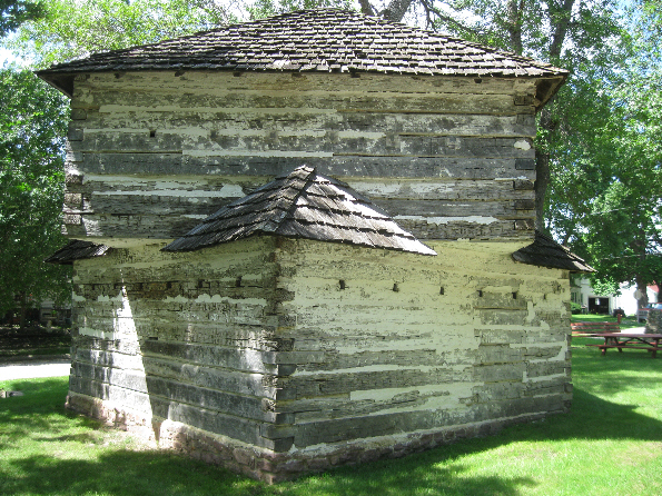 Fort Peterson Blockhouse