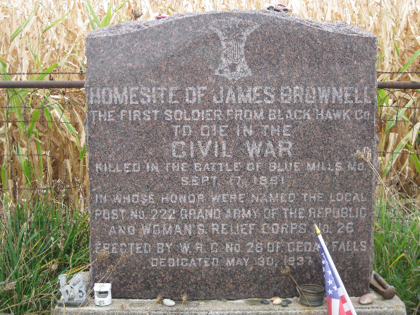 James Brownell Memorial