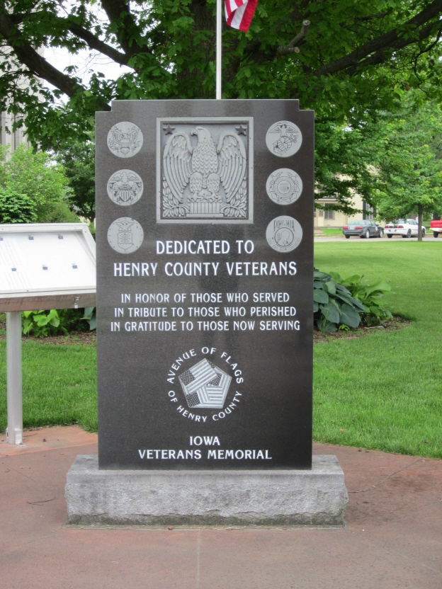 Medal of Honor Recipients - Henry County
