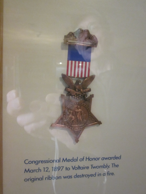 Medal of Honor Recipient Voltaire Twombly