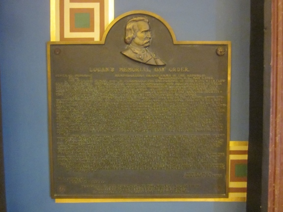State Capital Civil War Plaques