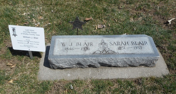 Last Soldier William J. Blair