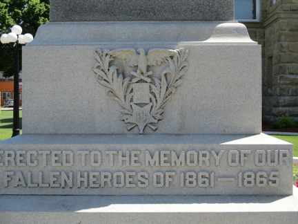Civil War Soldier Monument